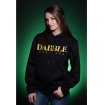 Sports Black Hoodie Sweatshirt