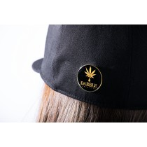 Dabble Hat Button